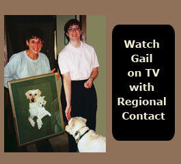 watch Gail on TV